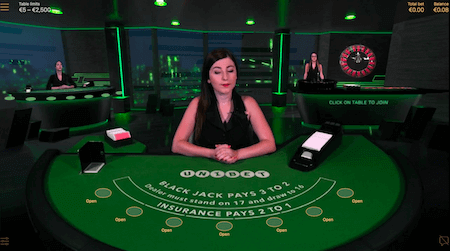 Live Beyond Live Live Dealer Blackjack Tables Reviewed Video