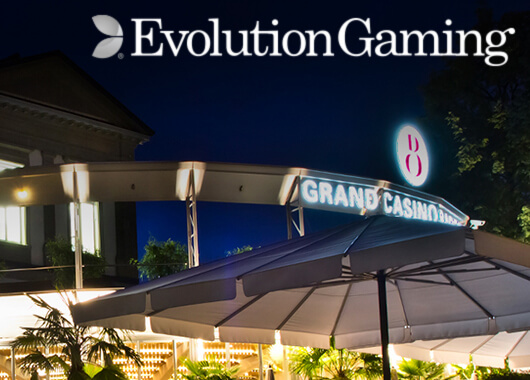 Evolution Gaming Partners with Grand Casino Baden to Enter Swiss Online Casino Space
