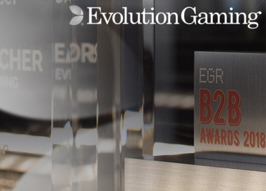 Evolution Gaming Crowned Service Provider of the Year at the American Gambling Awards 2019