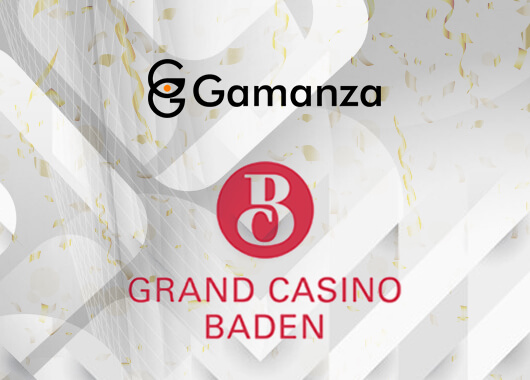 Gamanza Powers the First Legal Online Casino for Grand Casino Baden