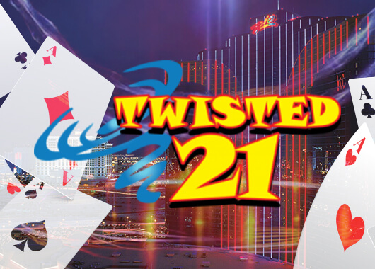 Rio Las Vegas Puts Twisted 21 Blackjack Variant on a Trial Period