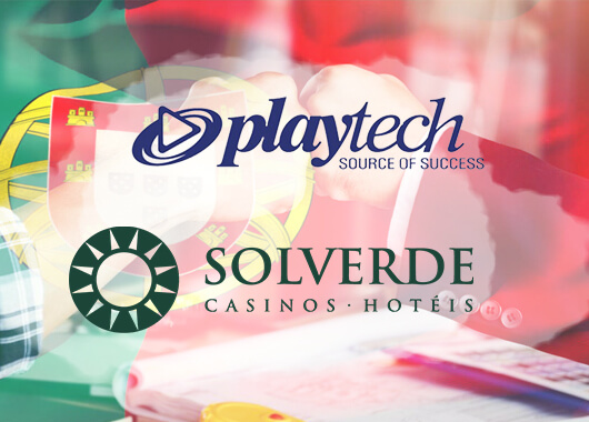 Playtech and CasinoSolverde.pt Partner Up