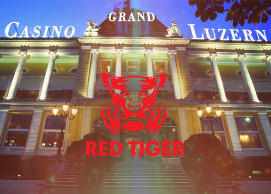 Red Tiger Expands in Swiss Online Market with Grand Casino Luzern's mycasino.ch