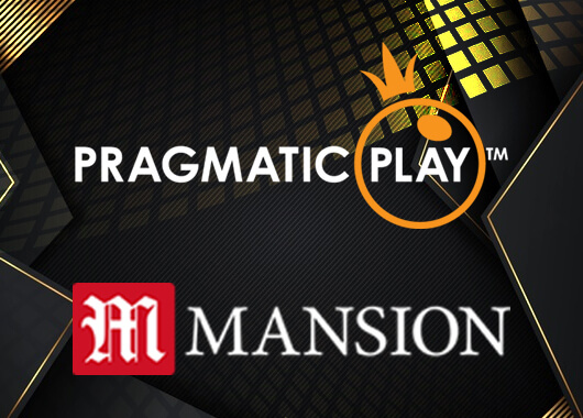 Pragmatic Play Content Goes Live with Mansion Through A Newly Signed Deal