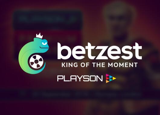 Playson Lends Portfolio of Content to Betzest Casino
