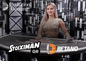 Stoiximan Betano Group adds Evolution Gaming to its Live Casino portfolio