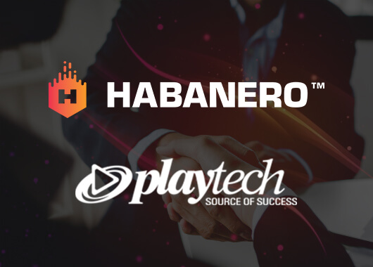 Habanero Signs Open Platform Partnership with Industry-leading Vendor Playtech