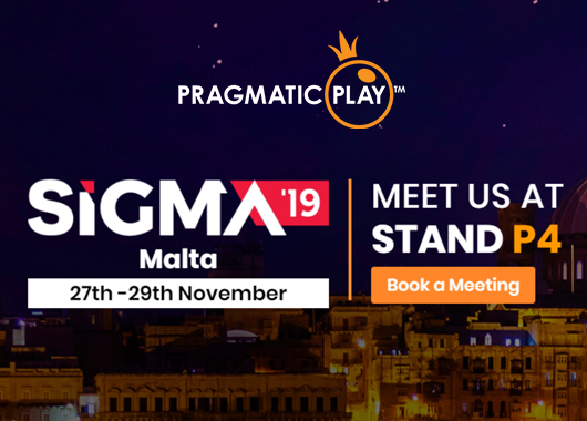 Pragmatic Play Announces Presence at SiGMA 2019