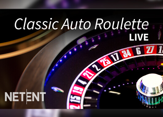 NetEnt Unveils Their New Live Roulette Product