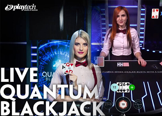 Live Slots and Quantum Blackjack By Playtech Are Taking Gaming To the Next Level