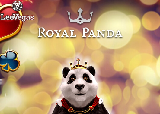 LeoVegas to Withdraw Royal Panda Brand from United Kingdom Market