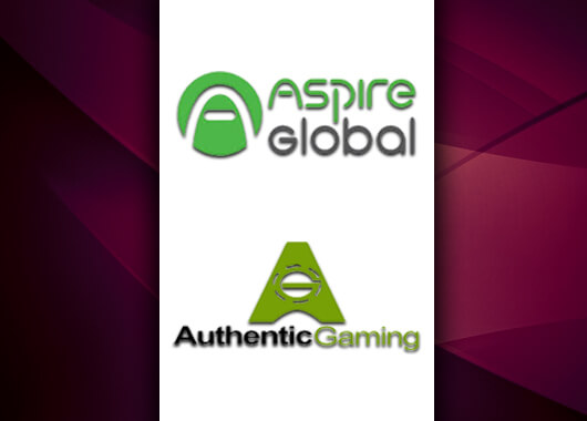 Aspire Global Signs Commercial Deal with Authentic Gaming