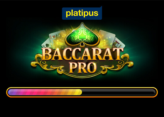 Platipus Gaming Lines up New Table Game Baccarat Pro