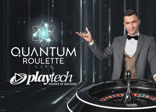 Quantum Roulette from Playtech Live in Spanish Market