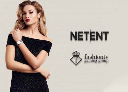 NetEnt Signs Deal with FashionTV Gaming Group