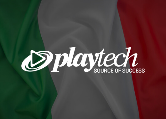 Playtech Taking a Break in Italy