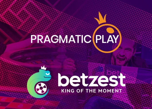BETZEST™ Goes Live with Pragmatic Play content