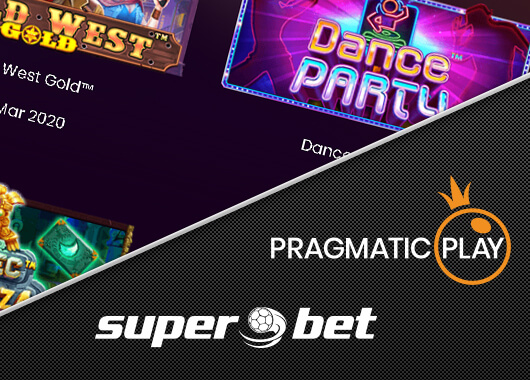 Superbet Gains Access to Pragmatic's Slot Portfolio