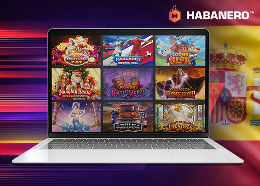 Habanero Entering Spanish Market with Selection of 41 Games