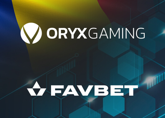 ORYX Gaming Expands into New Regulated Markets with Favbet