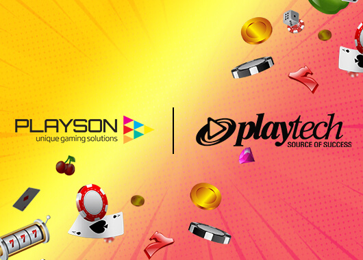 Global Collaboration Agreement Signed Between Playtech and Playson