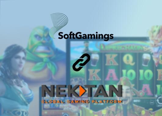 Nektan Games to Launch through SoftGaming's Integration Platform