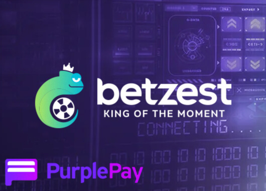 PurplePay to Provide Payment Solutions for BETZEST™