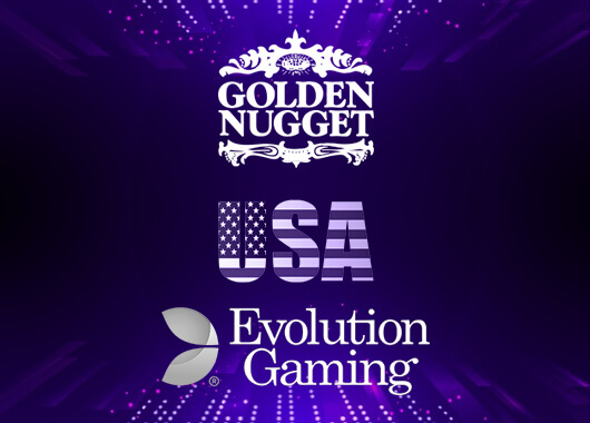 Evolution Gaming Signs Partnership with Golden Nugget
