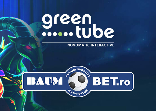 Greentube Strengthens its Presence in Romania with Baumbet