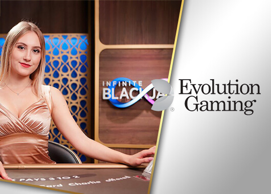 Power Blackjack Joins Evolution's Portfolio