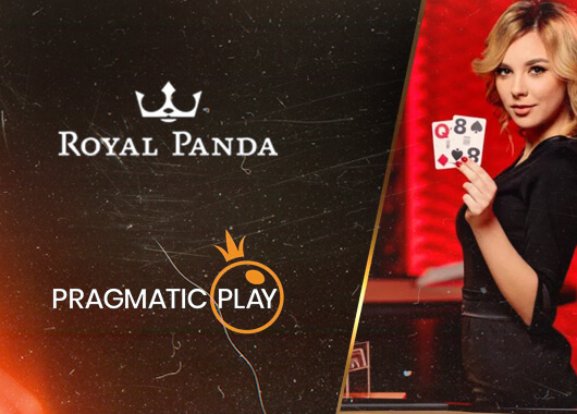 Pragmatic Play Goes Live on Royal Panda