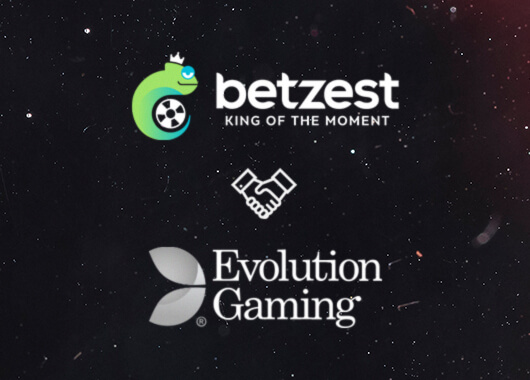 BETZEST™ and Evolution Gaming Sign Partnership