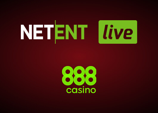 All 888casino Players Can Now Enjoy NetEnt Live Casino Games