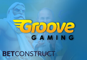 GrooveGaming and BetConstruct Sign Partnership Extension