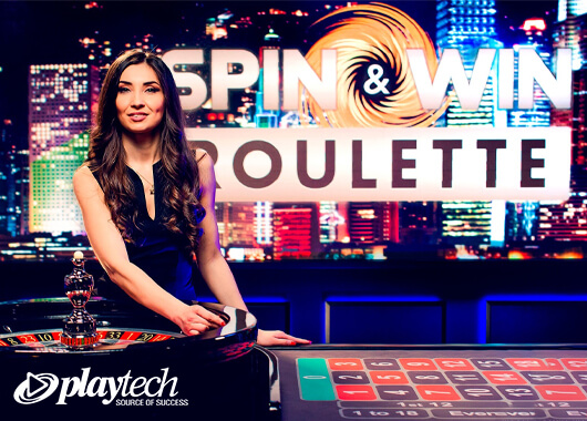 Playtech and Pokerstars Casino Launch Spin & Win Roulette in Spain