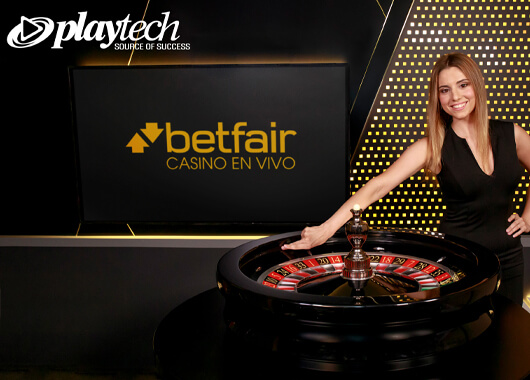 Playtech and Betfair Launch Live Roulette in Spain