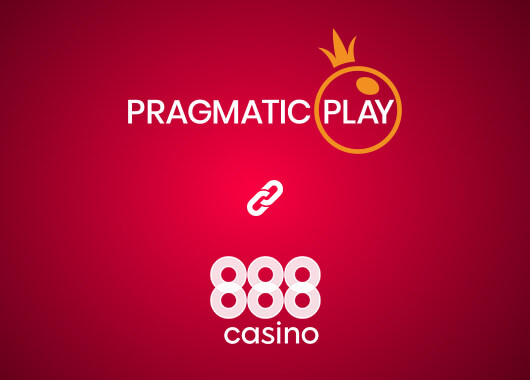 Pragmatic Play's Live and Slot Titles live on 888casino