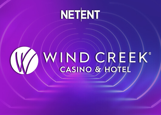 NetEnt to Supply Wind Creek with Casino Games