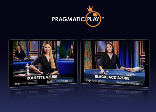 Pragmatic Play Rolls Out with Roulette Azure and Blackjack Azure