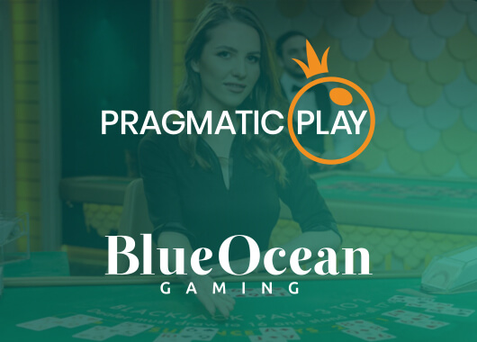 Pragmatic Play's Live Casino Live on BlueOcean Gaming