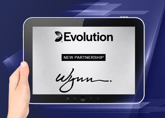 Evolution Enters US Market with Wynn Sports Interactive