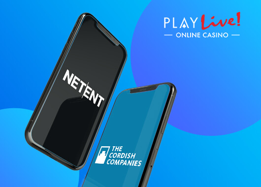 NetEnt Signs Partnership with The Cordish Companies to Expand in PA