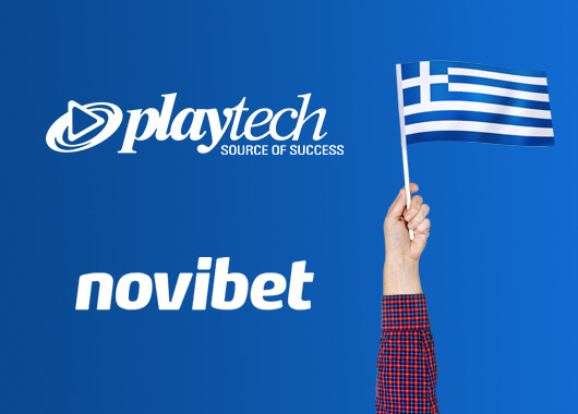 Playtech Expands Operations with Novibet in Greece