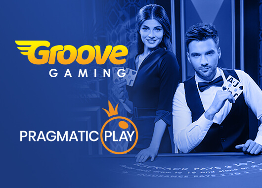 Pragmatic Play and GrooveGaming Sign Partnership