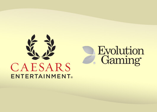 Evolution Signs Partnership with Caesars Entertainment