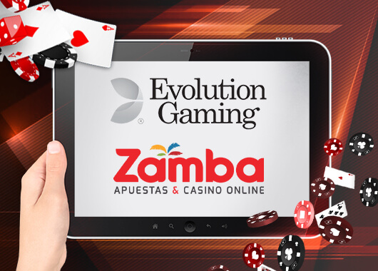 Evolution Live Casino Goes Live in Colombian market