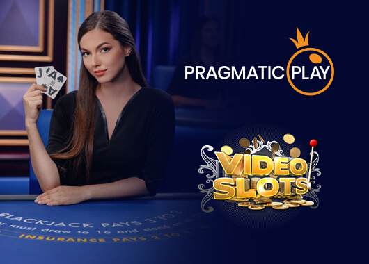 Pragmatic Play Launches Live Casino Content on Videoslots