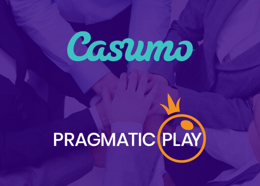 Pragmatic Play Launches Slots and Live Products on Casumo