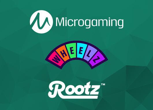 Microgaming and Rootz Renew Partnership