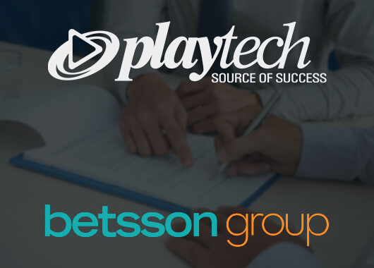 Playtech's Live Casino Offering Live with Betsson Brands